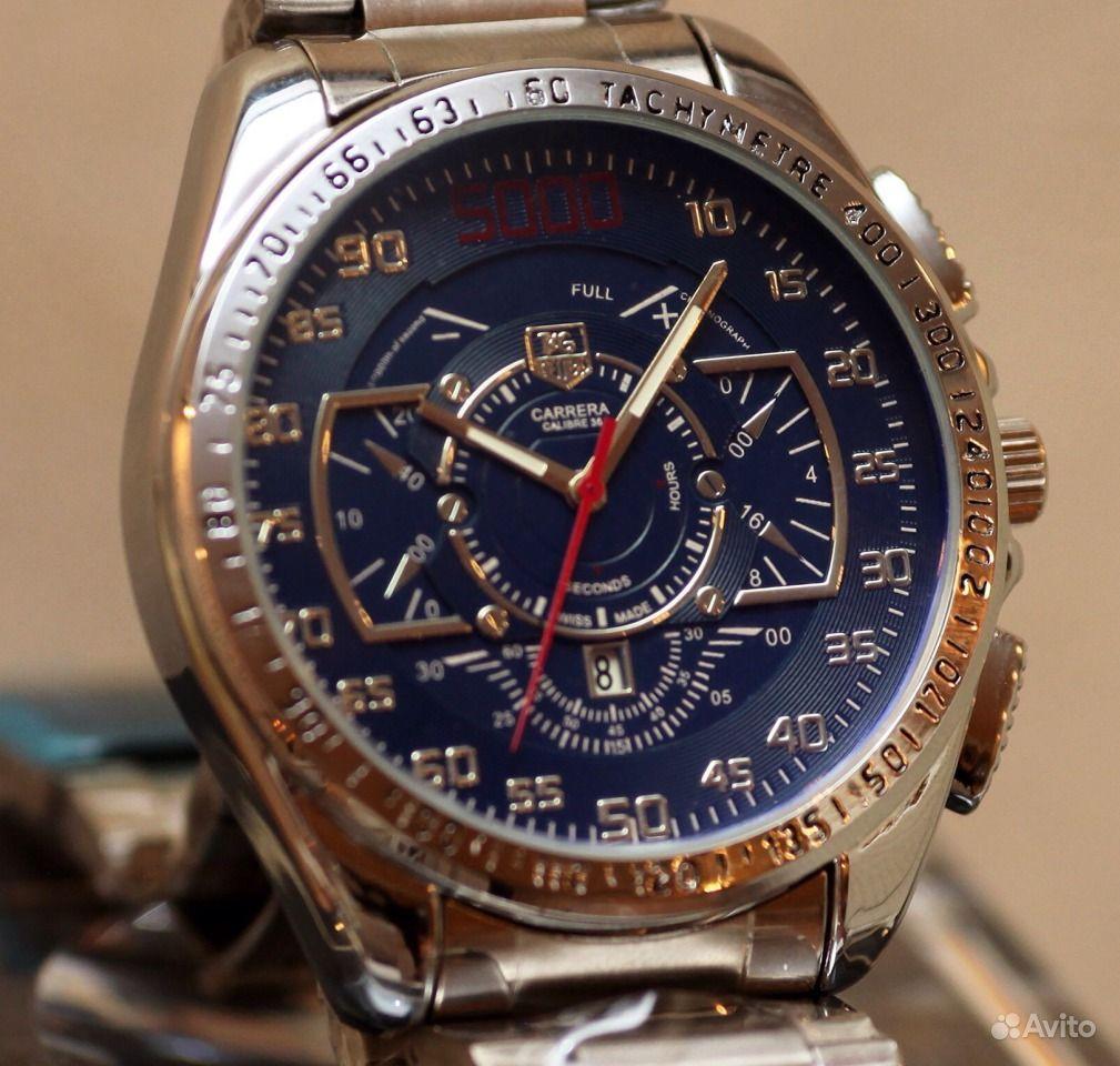 Заказать мужские часы на руку недорого