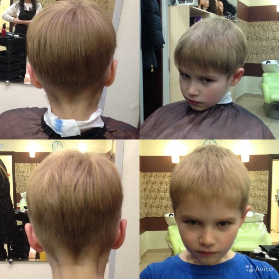 Причёски для мальчиков 10-14 лет