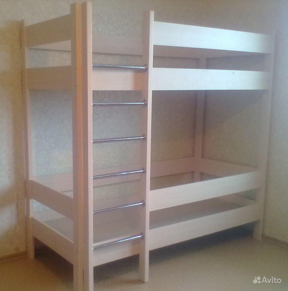 Как сделать двухъярусную кровать из лдсп