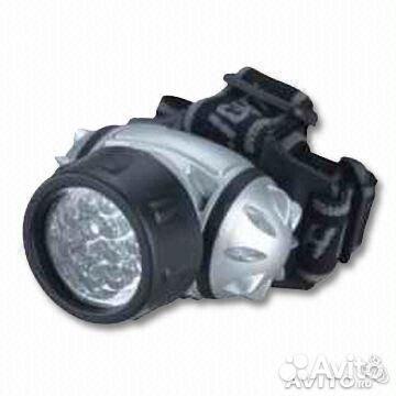 Фонарь налобный 12 LED HEADLIGHT /50 - ЗАВХОЗъСПБ.