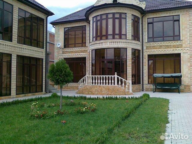 Дома в грозном фото