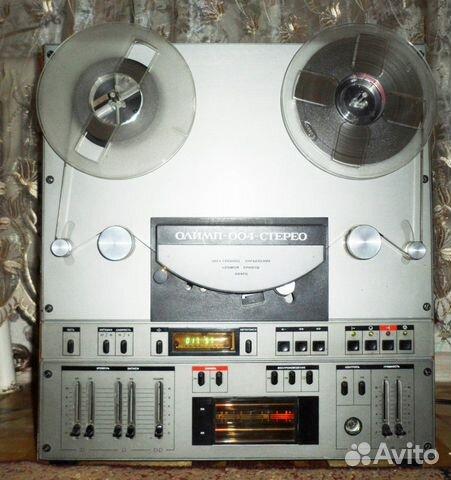 Магнитофон-приставка Олимп 004