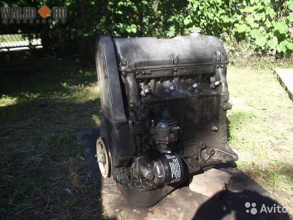 Мотор ваз 2105 фото