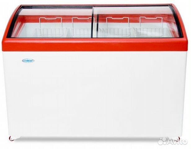 Ларь морозильный млп-400 Премиум 4+