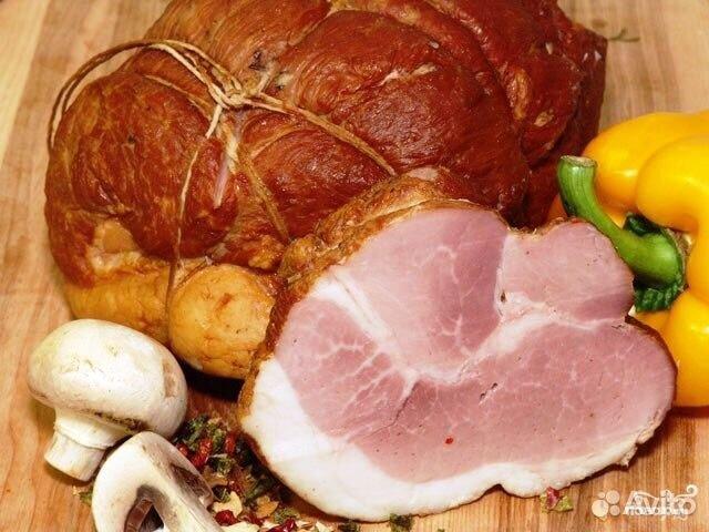 Варёно копченая мясо в домашних условиях
