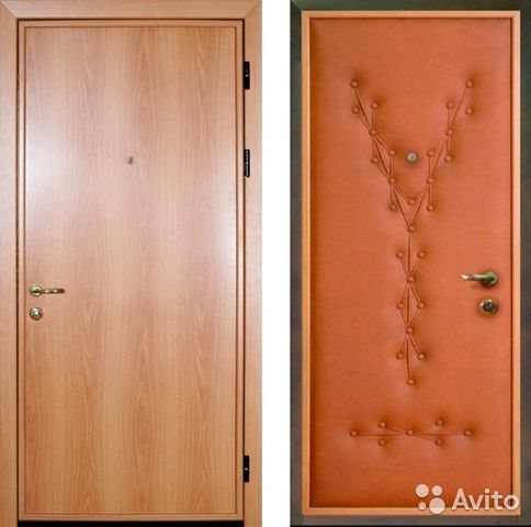 металлический двери в истра