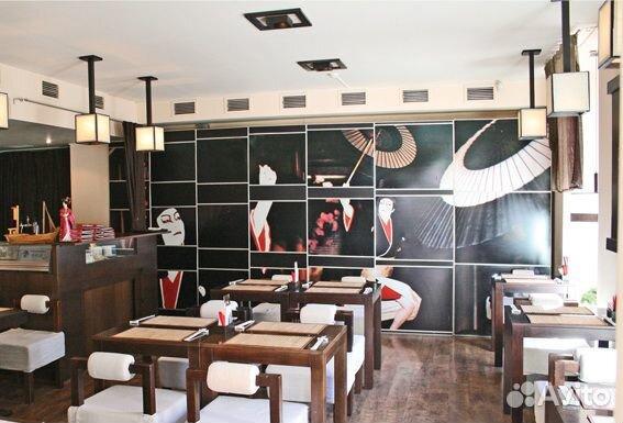 Японский ресторан на петроградке