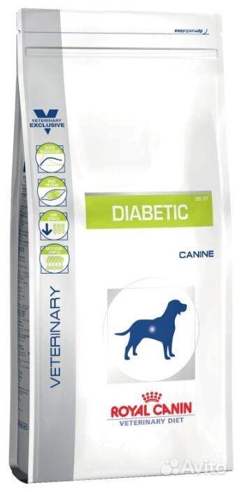 Royal Canin Diabetic для собак