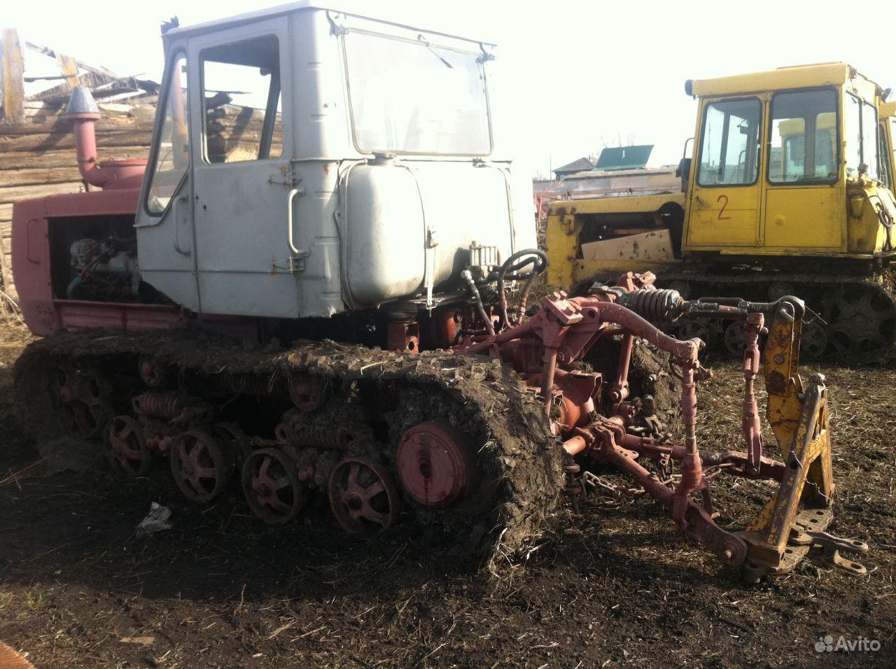 Трактор Т-150 Гусеничный купить в Тюменской области на Avito