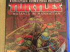 Turtles Teenage Mutant Ninja для ps4
