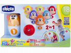 Chicco monkey strike боулинг
