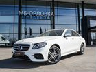 Mercedes-Benz E-класс 2.0AT, 2019, седан
