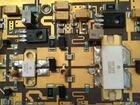 Плата усилителя свч (Транзисторы MRF)