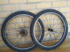 Комплект колес с Trek