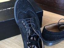 c16ce86d5b40 armani - Сапоги, ботинки и туфли - купить мужскую обувь в Москве на ...