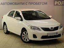 Toyota Corolla, 2010 г., Москва
