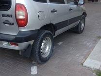 Chevrolet Niva, 2007 г., Барнаул