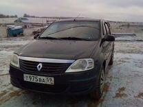 Renault Logan, 2010 г., Пермь