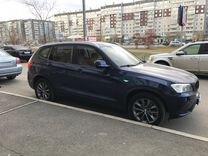 BMW X3, 2012 г., Красноярск