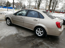 Chevrolet Lacetti, 2007 г., Краснодар