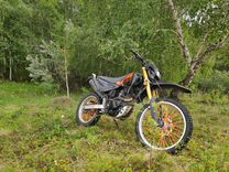 Baltmotors enduro