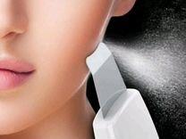 Окрашивание бровей и чистка лица