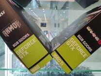 GeForce GTX1660 Super/GTX 1660Ti MSI Gigabyte Asus — Товары для компьютера в Москве
