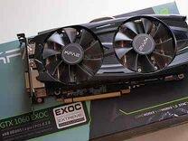 KFA2 GeForce GTX 1060 exoc