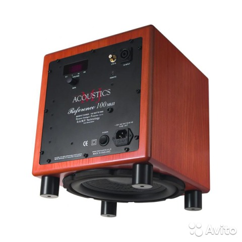 MJ Acoustics Reference 100 mkii— фотография №1