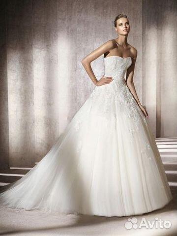 Москва свадебные платья на авито