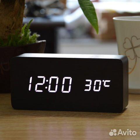 c89edc25 Электронные часы + будильник + термометр. Новые купить в Тульской ...
