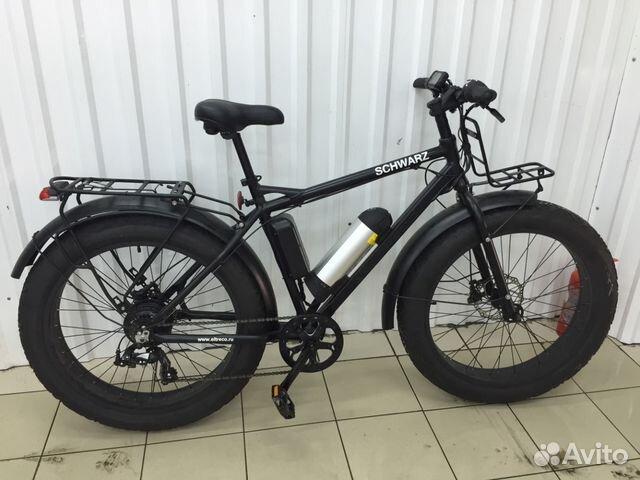 Электро велосипед на больших колесах купить в Санкт-Петербурге на ... 3ca55cd5a3cd1