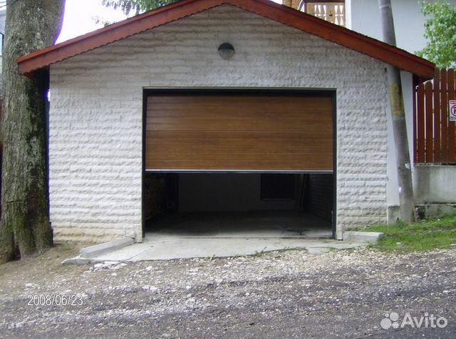 Ворота в гараж купить в самаре купить брезентовую штору в гараж кемерово