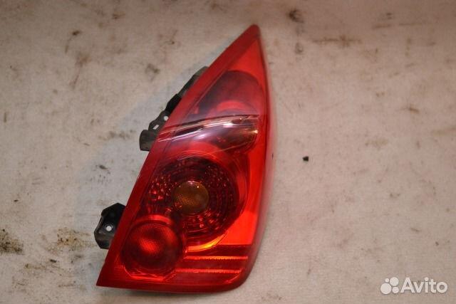 nissan p12 хэтчбек задний правый фонарь