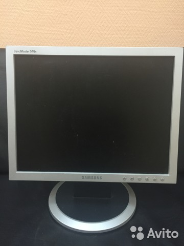 MONITOR SYNCMASTER 540N WINDOWS 8 X64 DRIVER