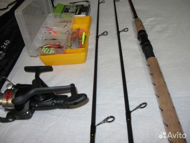 куплю катушку для рыбалки бу на авито