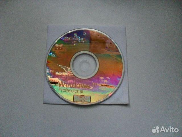 Загрузочный диск с windows xp с програмками