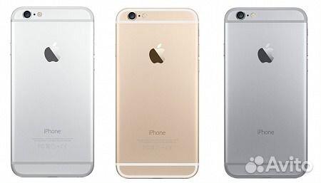 Айфон 6s цвета все