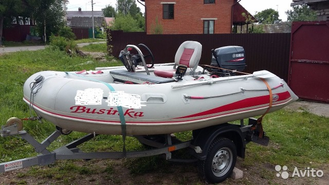 лодка баджер hd 350 купить