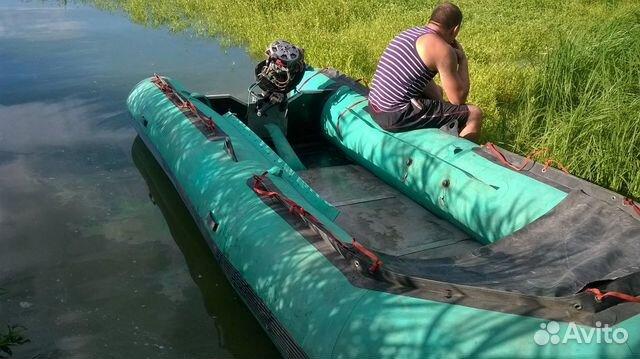 моторы для надувных лодок вихрь