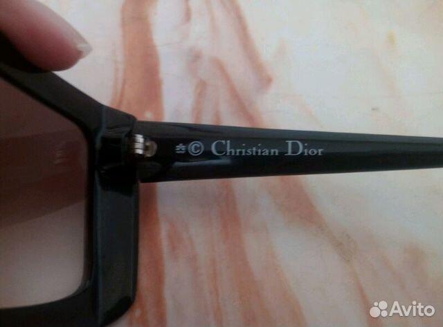 1b11216e53bf Солнцезащитные очки Christian Dior   Festima.Ru - Мониторинг объявлений