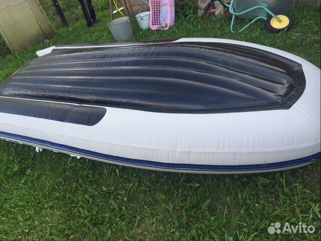 куплю лодку солар 380 авито