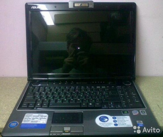 Asus M50Sr Notebook Touchpad Mac
