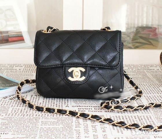 Сумки Chanel копии бренда недорого оптом из Китая