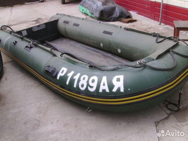 лодки пвх под мотор в ачинске