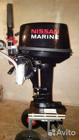 екатеринбург лодочные моторы ниссан марине