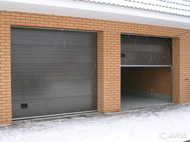 рольставни на гараж цена тверь