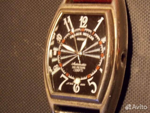 Купить часы в калининграде franck muller geneve