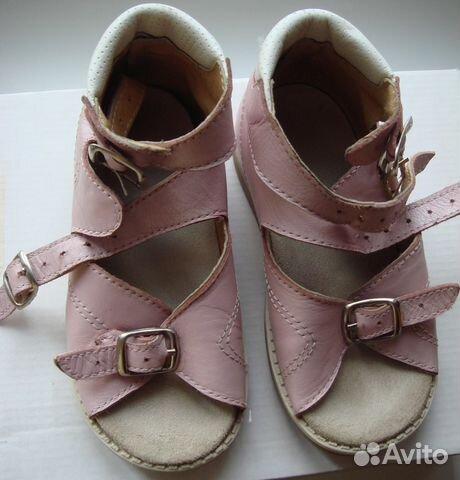 b28a22ad2019d Продам детскую ортопедическую обувь б/у купить в Белгородской ...