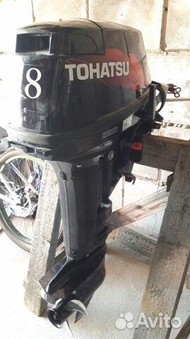лодочные моторы тохатсу в мурманской области